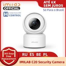 Imilab C20 1080P Babyfoon Met caméra maison intelligente caméra IP WiFi sécurité Surveillance moniteur bébé détection sonore Vision nocturne