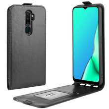 For Oppo A9 2020 Flip Leather Case