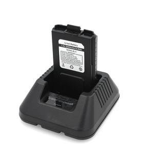 Image 5 - Baofeng DM 5R plus digital & analógico duplo modo portátil rádio vhf uhf banda dupla dmr 5 w 128ch walkie taklie DM 5R + fm transceptor