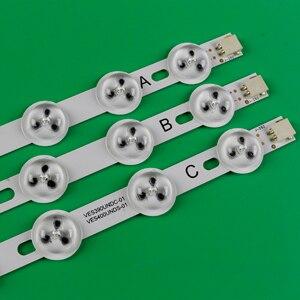 "Image 5 - 5pcs x LED Backlight Strip for LG 40"" NDV REV1  VES400UNDS /DC 39FHD CNOV LC 39LD145K 40L3453DB 40PFL3018T/12"