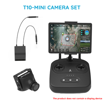 Skydroid T10 Remote Control Digital image transmission digital camera four-in-one aerial photography plant protection drone
