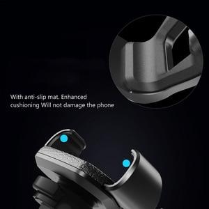 Image 4 - CBAOOO הכבידה אוניברסלי רכב מחזיק טלפון עבור נייד טלפון רכב vent bracket ללא מגנטי נייד סוגר עבור כל נייד טלפונים