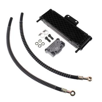 Nuevo radiador enfriador de aceite negro para Motor 140 150, 160cc Pit Bikes