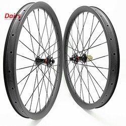29er dysk węglowy kół 40x25mm bezdętkowe asymetria koła mtb węgla 100x15 142x12 mtb rower koła rower górski koła mtb wheelset wheels 29ercarbon mtb wheels 29er -