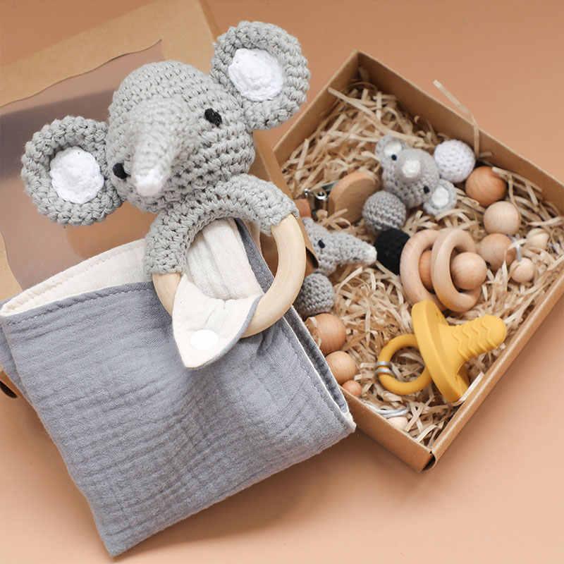 Flower Amigurumi Crochet Knitting Kit: Cotton Yarn, Crochet Hook ...   800x800