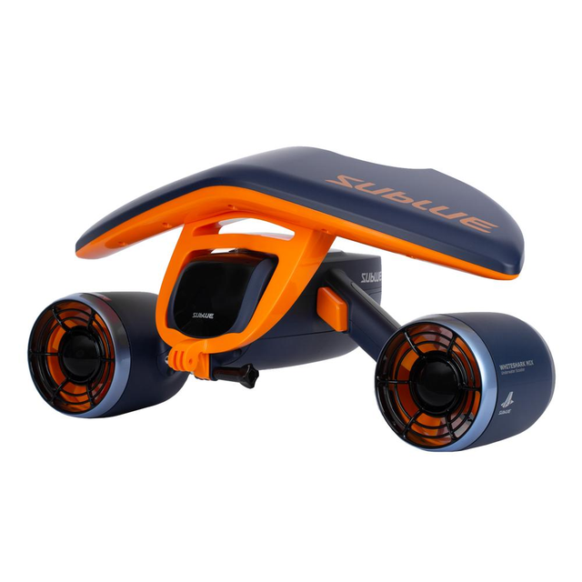 Camoro Electric 520W Sea Scooter Dual Speed Underwater Scooter Diving Swimming Equipment Under Water Seascooter 1