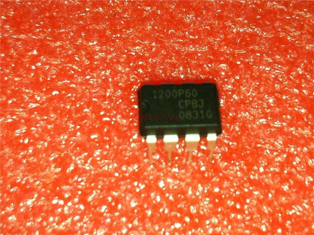 10pcs/lot NCP1200AP60 NCP1200P60 1200AP60 1200P60 DIP-8 In Stock