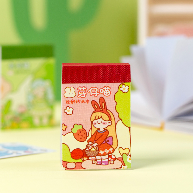 50pcs Kawaii Stationery Stickers Cute Girl DIY Craft Scrapbooking Album Junk Journal Happy Planner Diary Stickers