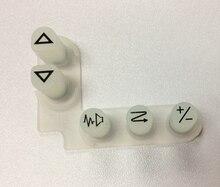 10X מקלדת כפתור גומי למוטורולה GM300 ווקי טוקי