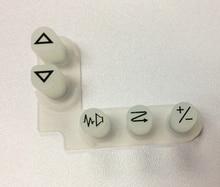 10X clavier bouton caoutchouc pour Motorola GM300 talkie walkie
