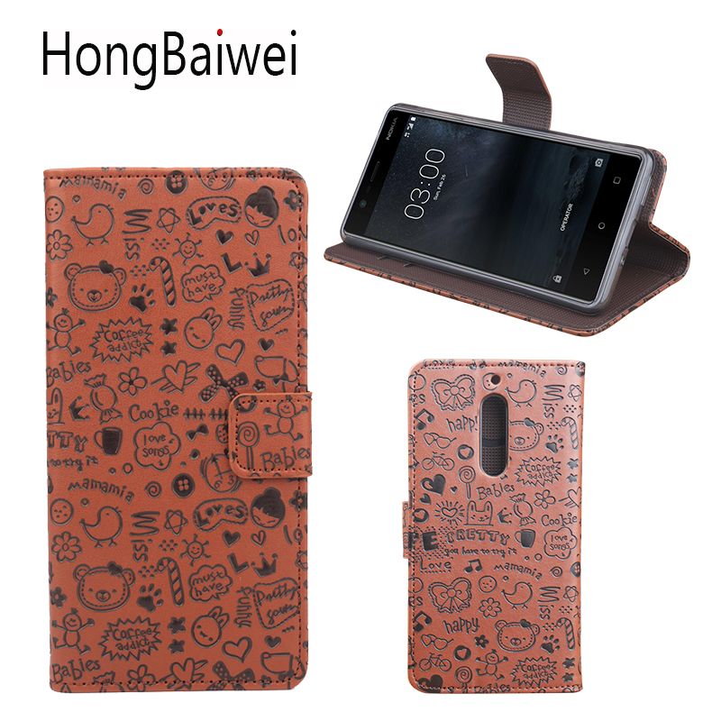 Flip CoverPU Leather Wallet Case for <font><b>Nokia</b></font> 3 <font><b>Nokia</b></font> 5 <font><b>Lumia</b></font> 640 <font><b>1020</b></font> 532 Phone Case for <font><b>Nokia</b></font> <font><b>Lumia</b></font> 540 950 Cover Skin bag <font><b>Funda</b></font> image
