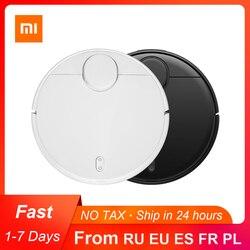Xiaomi mi pro v2 mijia varrendo esfregando robô aspirador de pó 2 styj02ym mi robô de vácuo-mop p lds radar app controle mi casa