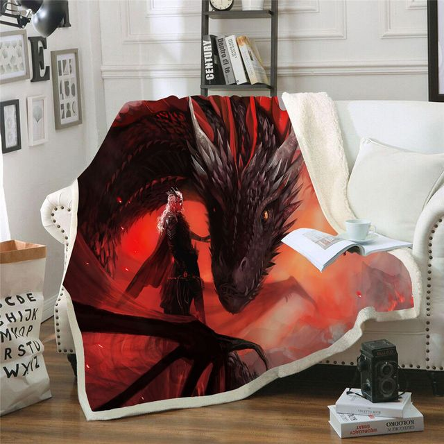 Game of Thrones Blanket  3