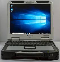 Panasonic toughbook mk2 CF-31 núcleo i5/ram 4gb militar categoria touchscreen totalmente áspero para estrela c4/c5 icom a2 gds alldata ids mdi