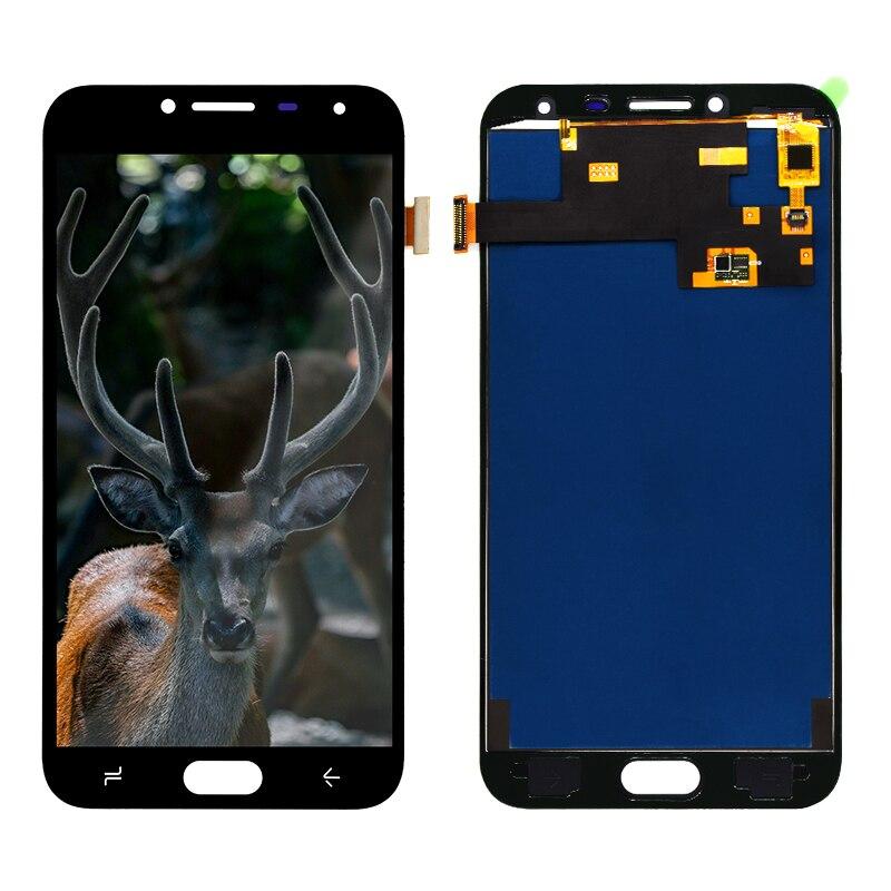 Für Samsung Galaxy J4 2018 J400 J400F J400H J400P J400M J400G/DS LCD Display Touch Screen Panel Digitizer Montage ersatz