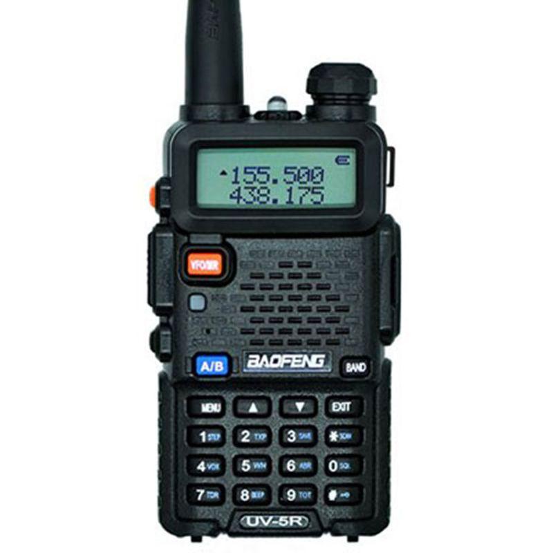 Walkie 5R UV5R Radio
