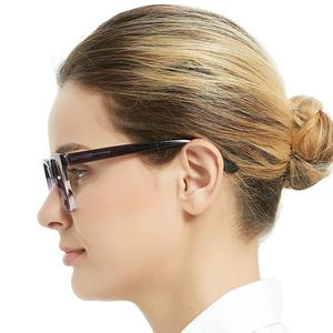 Image 4 - OCCI CHIARI High Quality Fashion Eyeglasses Brand Design Eyewear HandMade Glasses Frame Women Acetate avant gard Gift MELATTI