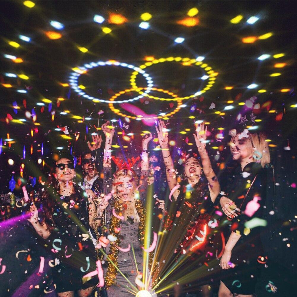 bola de discoteca bluetooth luz discoteca controle 04