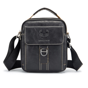 New Genuine Leather Men's Bags