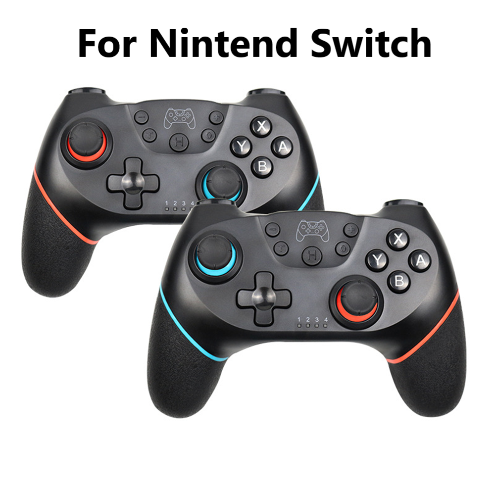 Wireless-Bluetooth Gamepad For Nintend Switch Pro NS-Switch Pro Game Console Gamepad Game Joystick Controller with 6-Axis Handle
