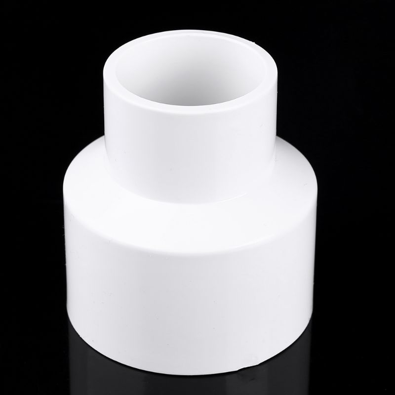PVC Woodworking Reducer Adaptor For Vacuum Cleaner For Cyclone Dust Collector Woodworking