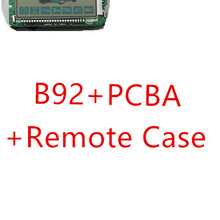 B92 trinket LCD Remote Control Key Fob For Starline B92 Car Anti-theft 2 Way