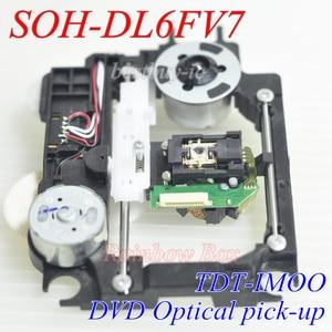 Image 5 - Nuovo originale DVD ottica di pick up SOH DL6FV7 con meccanismo di plastica DL6FV7 TDT IMOO