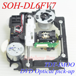 Image 5 - 新オリジナル dvd 用光ピックアップアップ SOH DL6FV7 プラスチック機構 DL6FV7 TDT IMOO