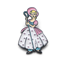 Cute Girl cartoon Zinc Aolly Enamel pins Trendy medal insignia para backpack shirt clothes brooches badges for women E0624