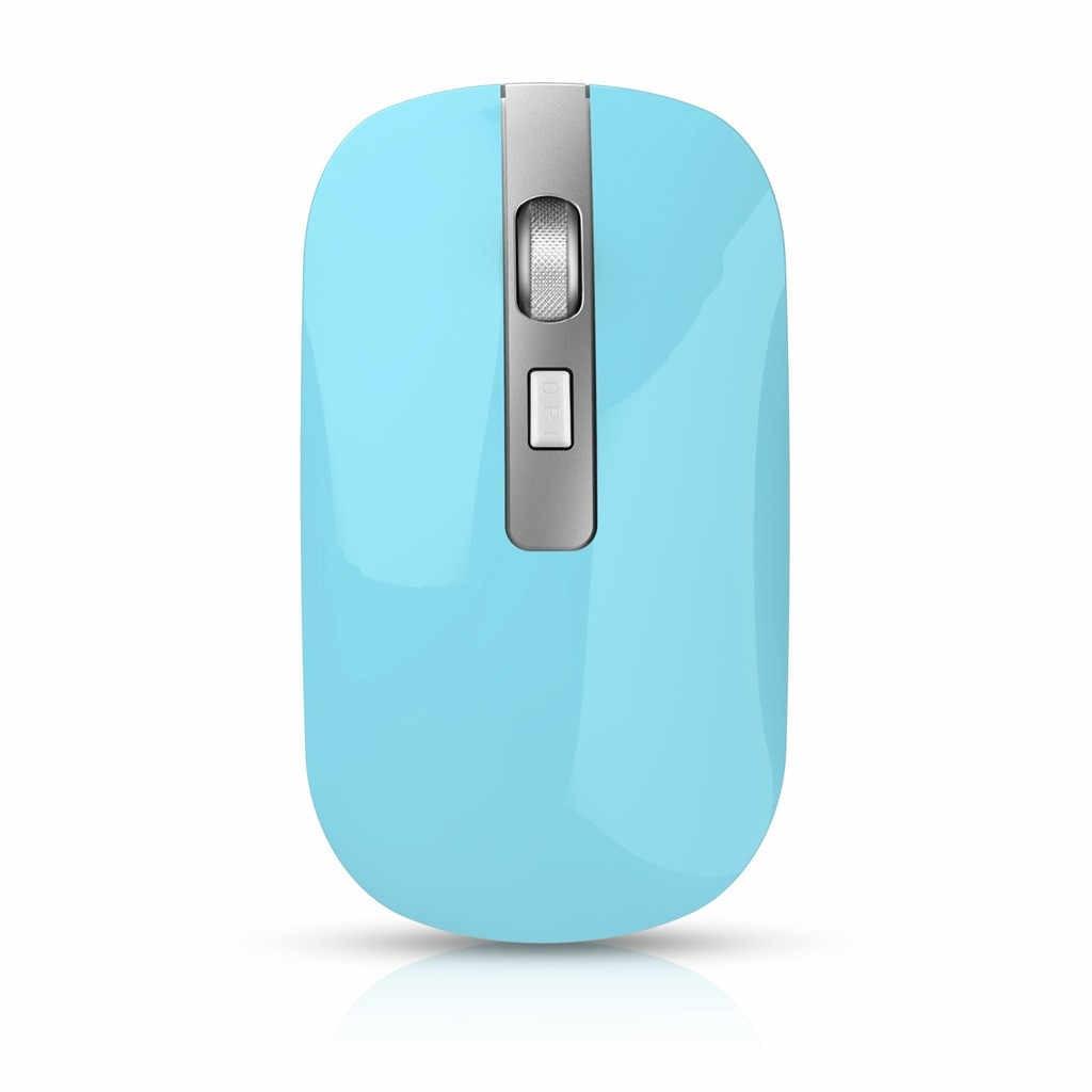 HXROOLRP oyun fare kablosuz fare oyun overwatch dizüstü bilgisayar ergonomik fare kablosuz şarj edilebilir USB sessiz fareler
