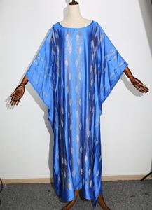 Image 3 - African Dresses For Women 2019 Africa Clothing Muslim Long Dress High Quality Length Fashion African Dress For Lady Headwear