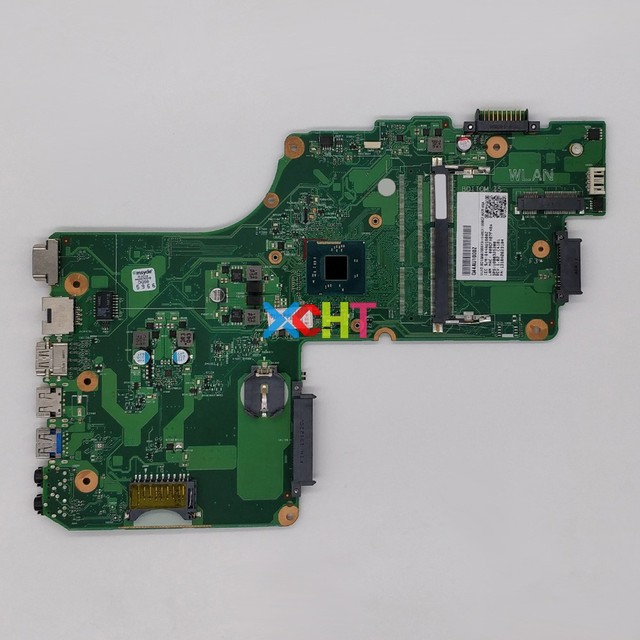 V000325200 w N2830 2.17GHz CPU for Toshiba Satellite C50 C55 C55 A Series Notebook PC Motherboard Mainboard Tested