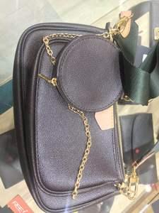 Image 5 - senior designer high quality leather diagonal bag popular brand diagonal bag