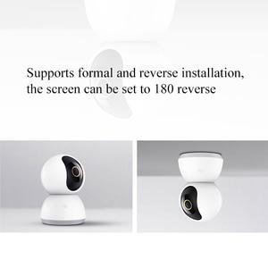 Image 5 - Xiaomi Mijia חכם IP מצלמה 2K 1296P 360 זווית וידאו CCTV WiFi ראיית לילה אלחוטי מצלמת אבטחת מצלמת Mi בית תינוק צג