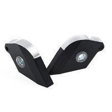 For KUGOO S1/S2/S3 8-inch Electric Scooter Front Folding Ears 6.2*11*1.8CM 100% Brand New And High Quality(China)