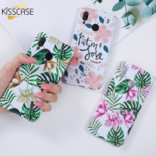 KISSCASE Matte Girly Case for Huawei Honor 9 lite/8X/10 P20 Lite Cover Luminous Mate 20 8X 10