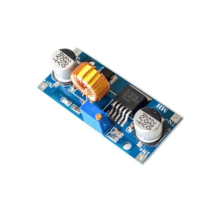 5Pcs 5A Xl4015 Dc-Dc 4-38V To 1.25-36V 24V 12V 9V 5V Adjustable Power Supp P2U2
