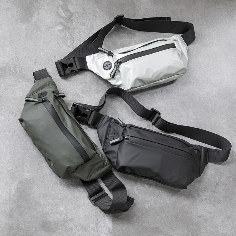 High Quality Women's Waist Bag Outdoor Sports Men's Belt Bags Luxury Crossbody Chest Bag Female Fanny Pack Running Hip Pouch