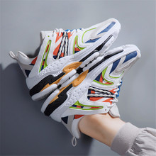 цены на Brand New Running Shoes For Men Air Cushion Mesh Breathable Wear-resistant Hot 2019 Fitness Trainer Sport Shoes Male Sneakers  в интернет-магазинах