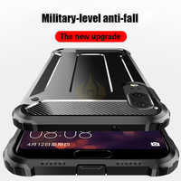 Luxury Shockproof Case for Huawei P20 Armor Case for P8 P9 P10 P20 Lite Cases For Huawei P30 Pro P20 Plus Bumper Soft Case cover