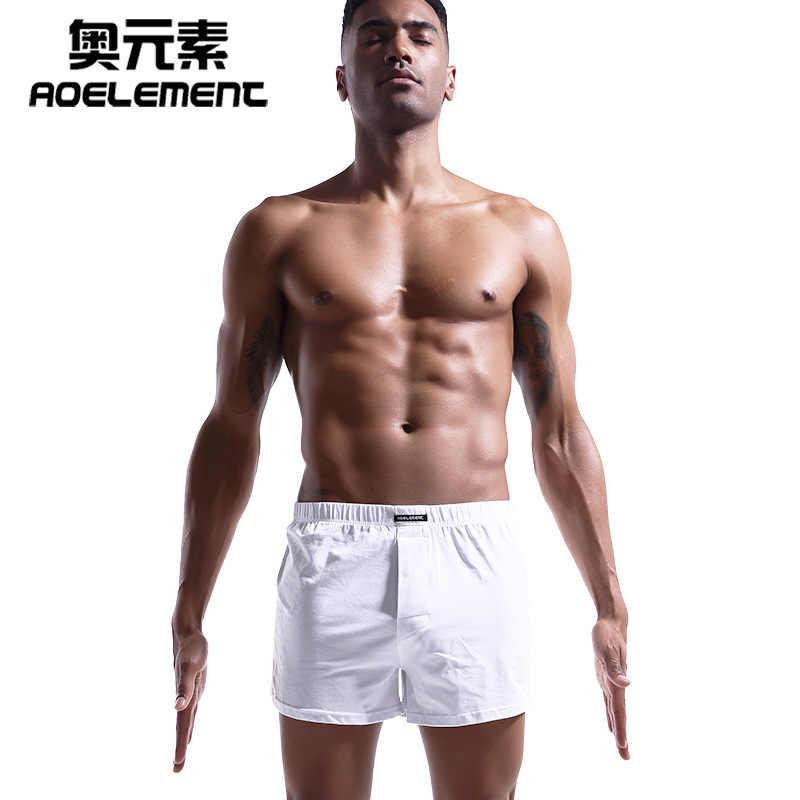 Plu größe baumwolle shorts gesundheit Marke männer boxer boxer hause komfort große größe hosen baumwolle komfortable atmungsaktive shorts