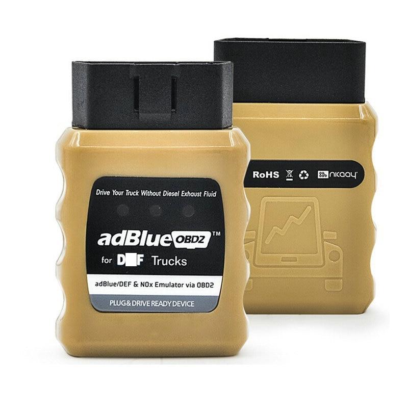 Новое поступление AdBlue OBD2 для грузовиков Adblue Эмулятор NOx Adblueobd2 - Цвет: D-AF