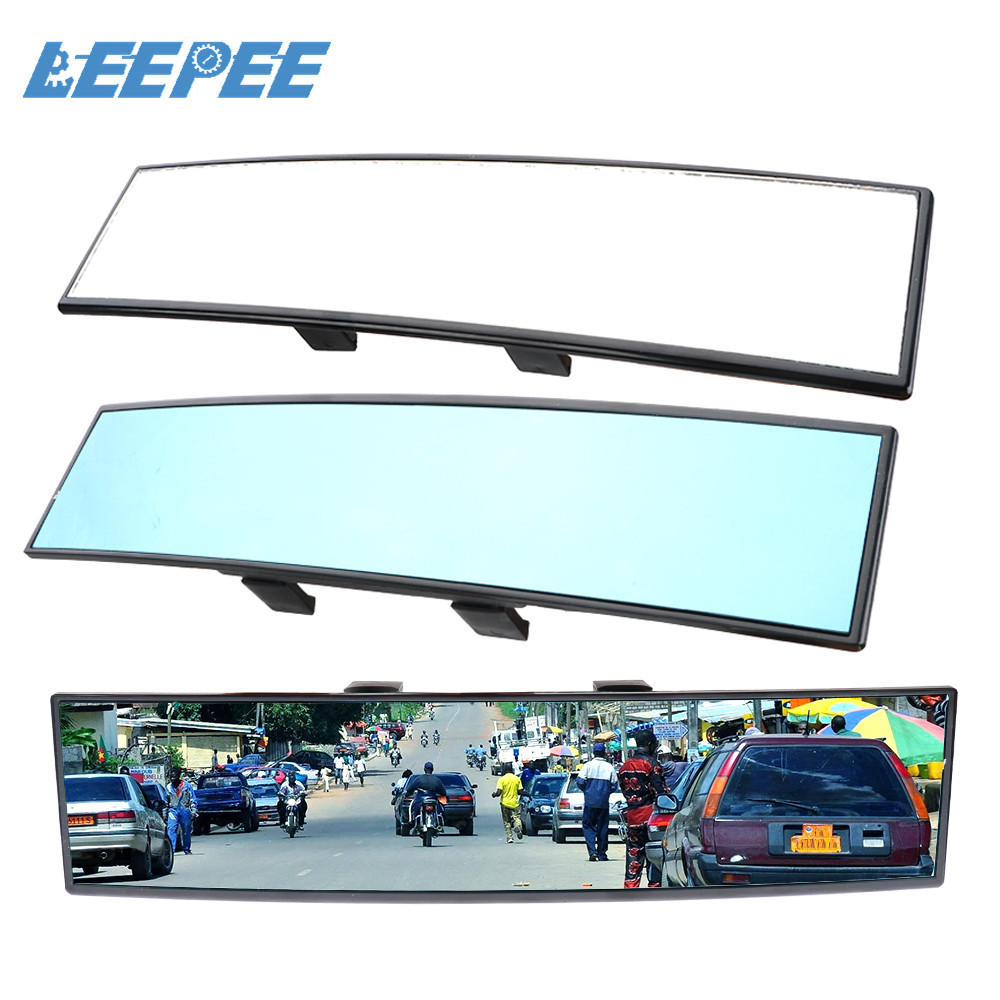 300mm Baby Rear View Auto Assisting Mirror Large Vision Car Rear View Mirror Angle Panoramic Anti-glare Car Interior Accessories 1