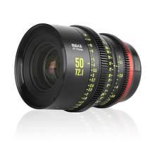 Meike Prime 50mm T2.1 Cine Lens for Full Frame Cinema Camera Systems