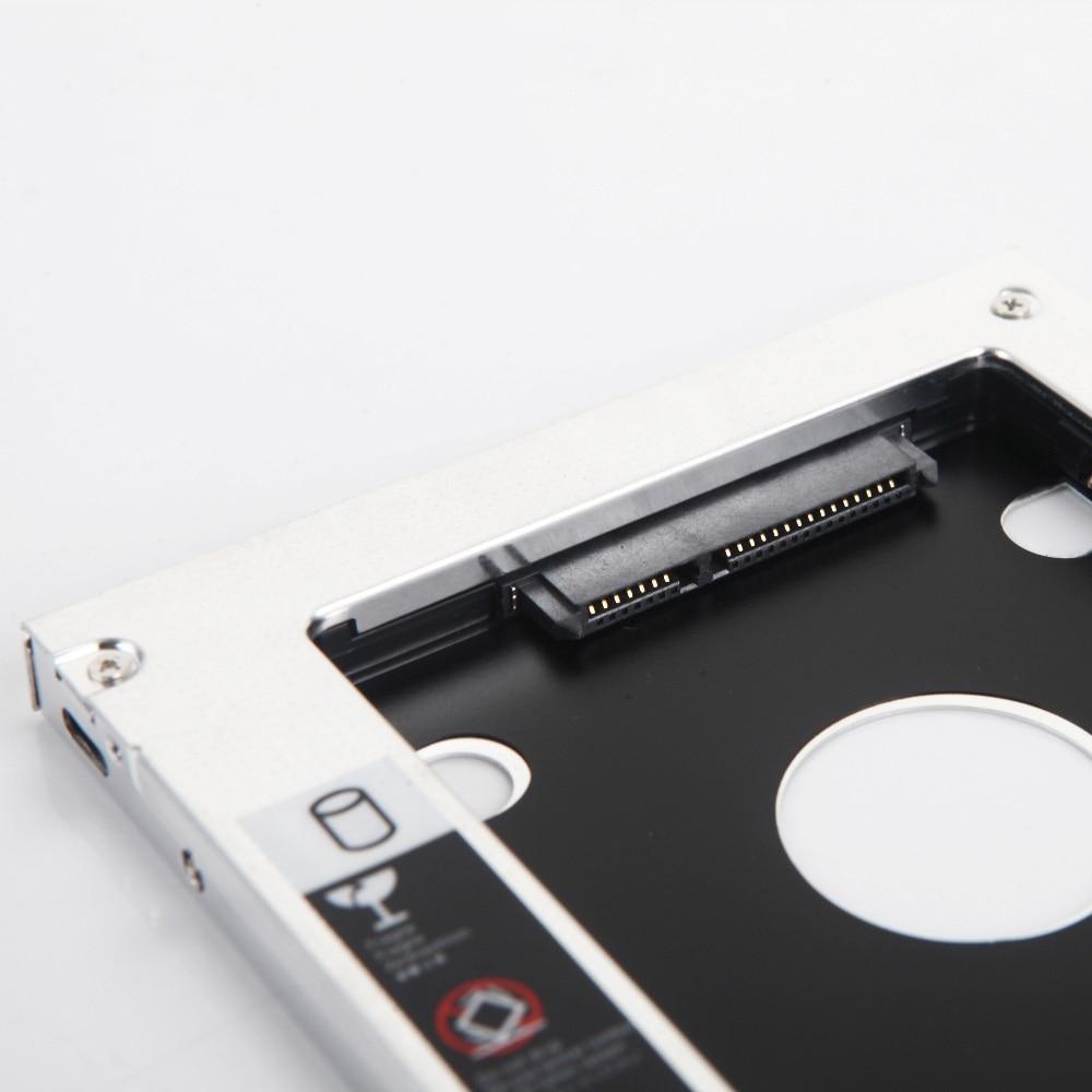 2nd 2.5 HDD SSD Tray Caddy for Lenovo IdeaPad Z50-75 G50-80 G70-70 Z51-70 Z70-80