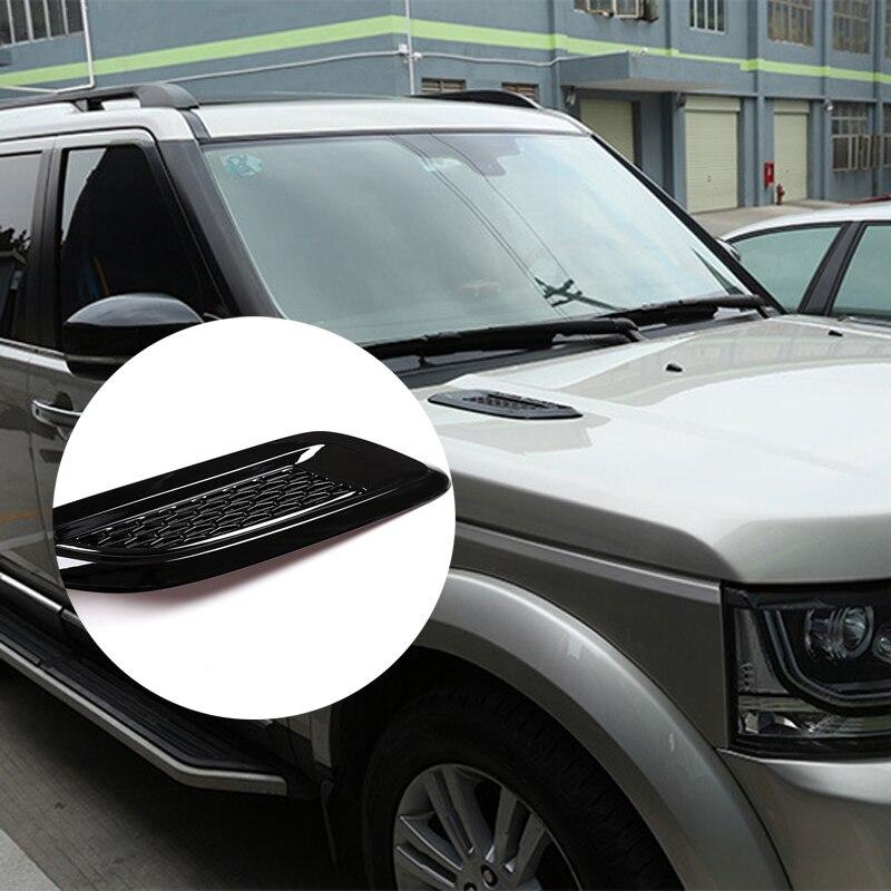Купить 2 шт/компл внешняя вытяжка для автомобиля вентиляционное отверстие