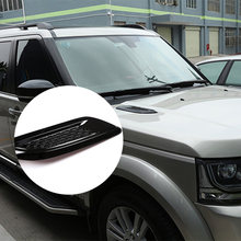 2 шт/компл внешняя вытяжка для автомобиля вентиляционное отверстие