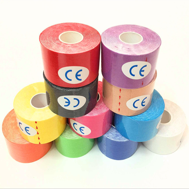 5 Cm X 5m Kinesio Taping Muscle Support Adhesive Tape Sports Bandage kinesiology Tape European And American-Style Quality's