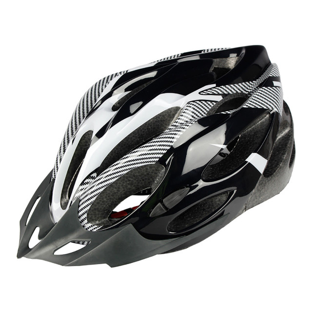 2020 capacete de ciclismo de bicicleta ultraleve eps + pc capa mtb estrada capacete integralmente-mold ciclismo capacete ciclismo com segurança boné #725 2