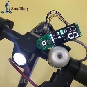 Image 2 - سكوتر كهربائي لوحة القيادة عرض ل شاومي M365 برو لوحة الدوائر ل شاومي M365 و M365 برو سكوتر Bt مجلس M365 جزء